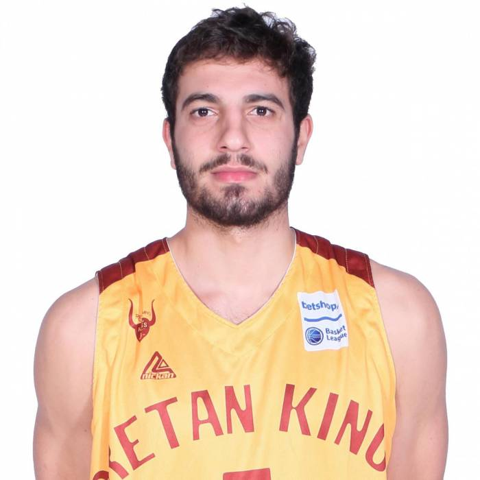 Photo of Antreas Christodoulou, 2018-2019 season