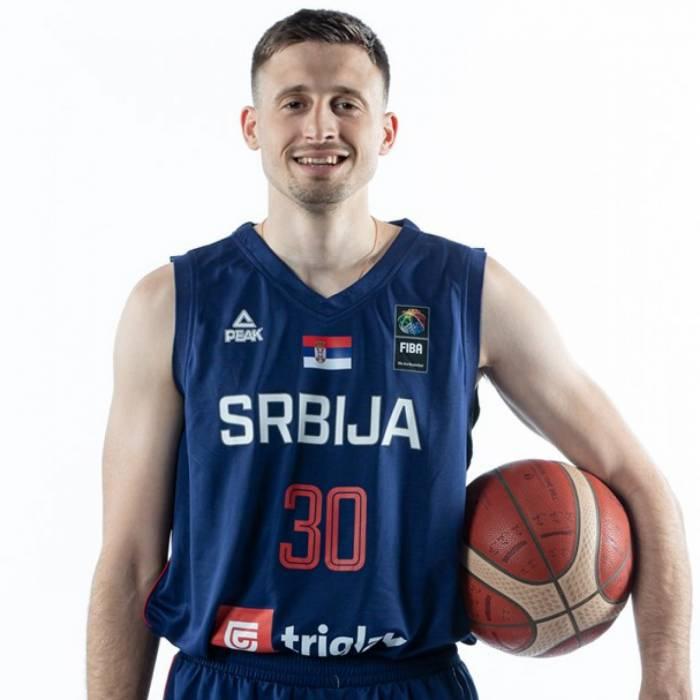 Photo de Aleksa Avramovic, saison 2021-2022