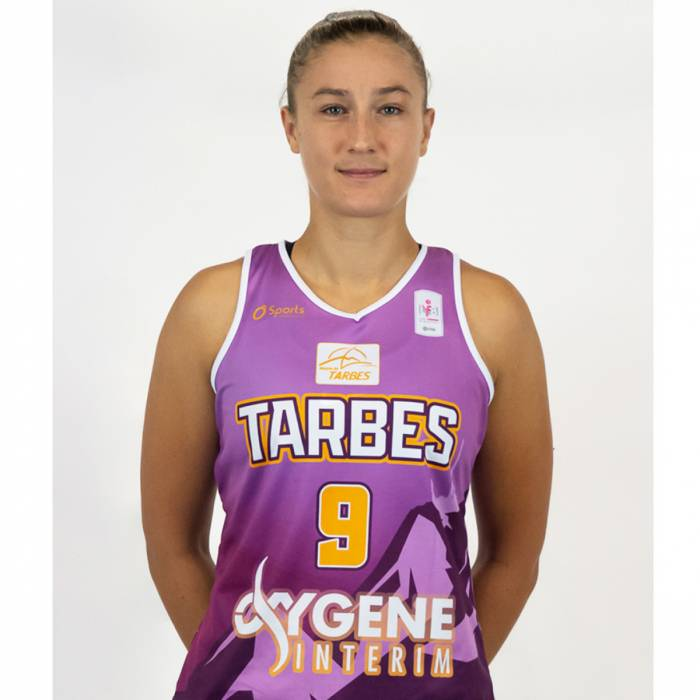 Photo of Krisztina Raksanyi, 2020-2021 season