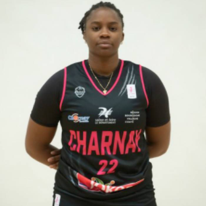 Photo of Vionise Pierre-Louis, 2020-2021 season