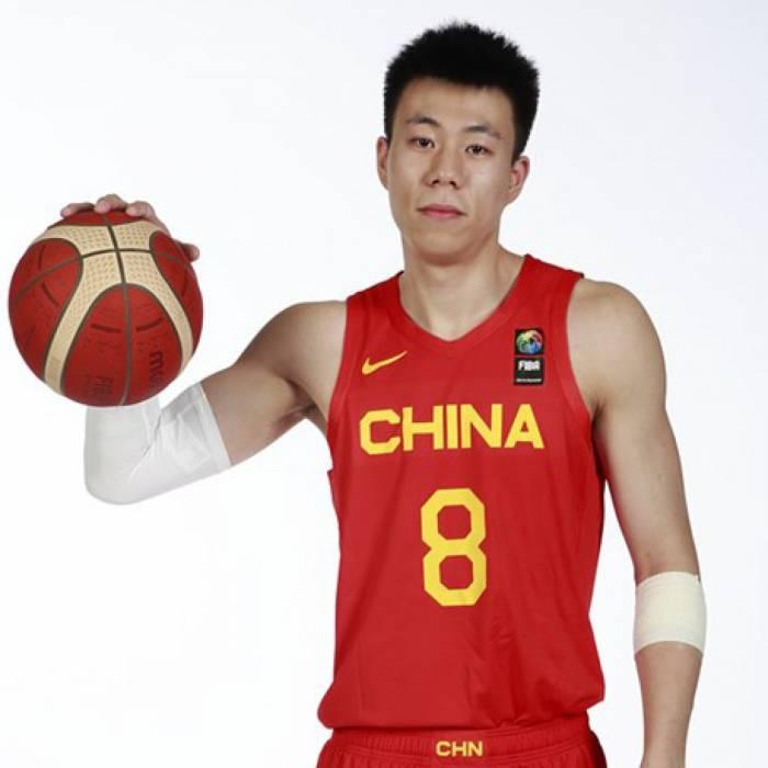 Photo of Zhenlin Zhang, 2021-2022 season