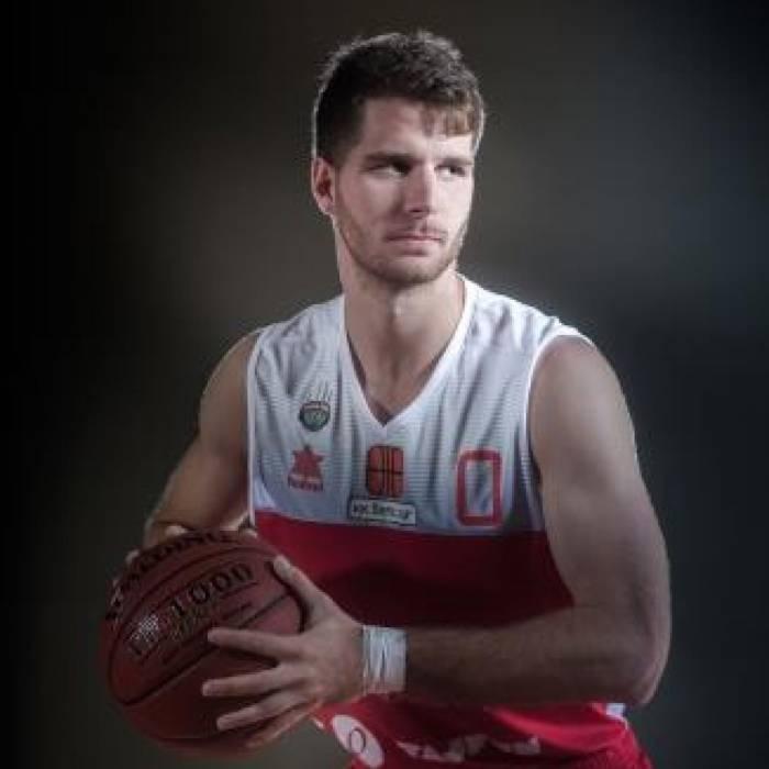 Foto de Davor Konjevic, temporada 2018-2019