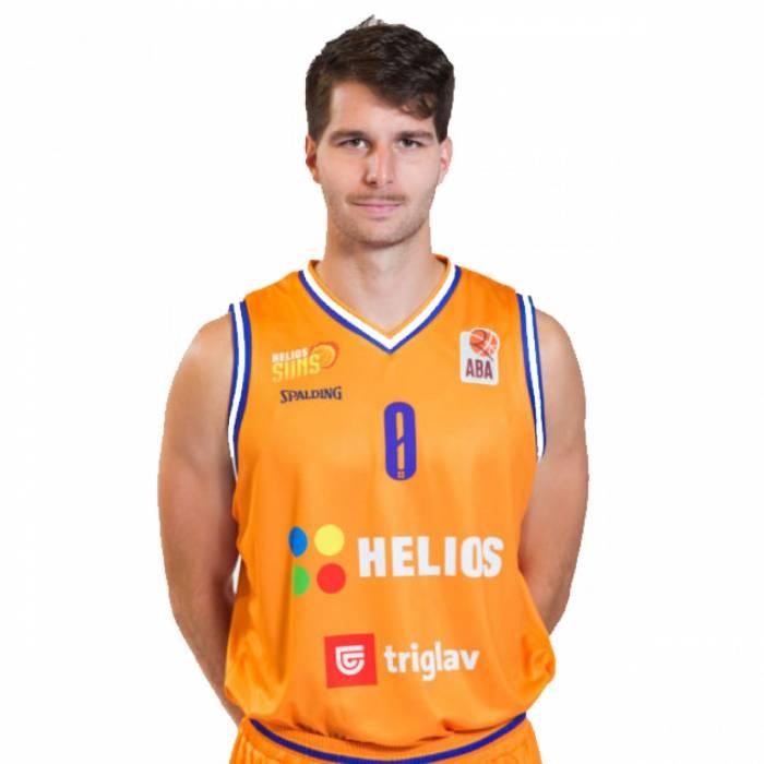 Foto de Davor Konjevic, temporada 2019-2020