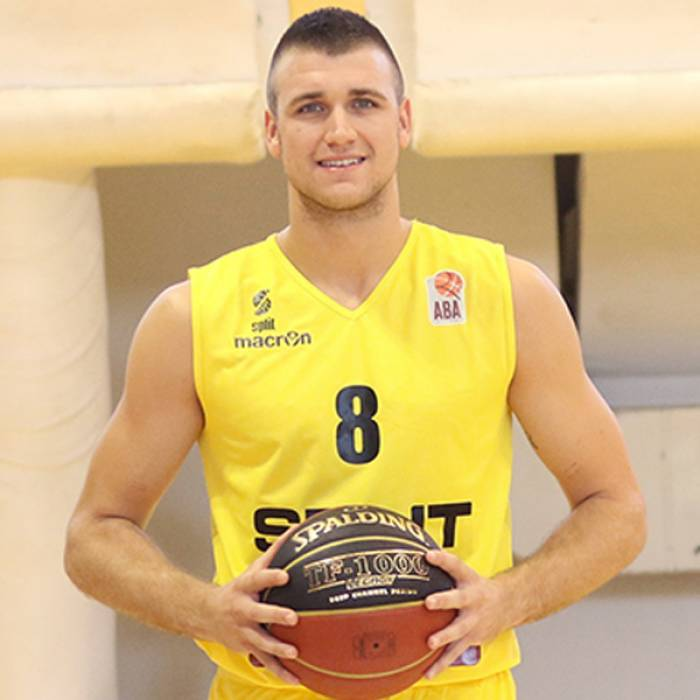 Photo of Tomislav Gabric, 2019-2020 season