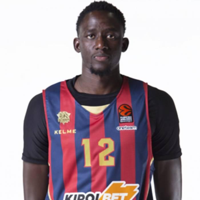 Photo of Ilimane Diop, 2019-2020 season