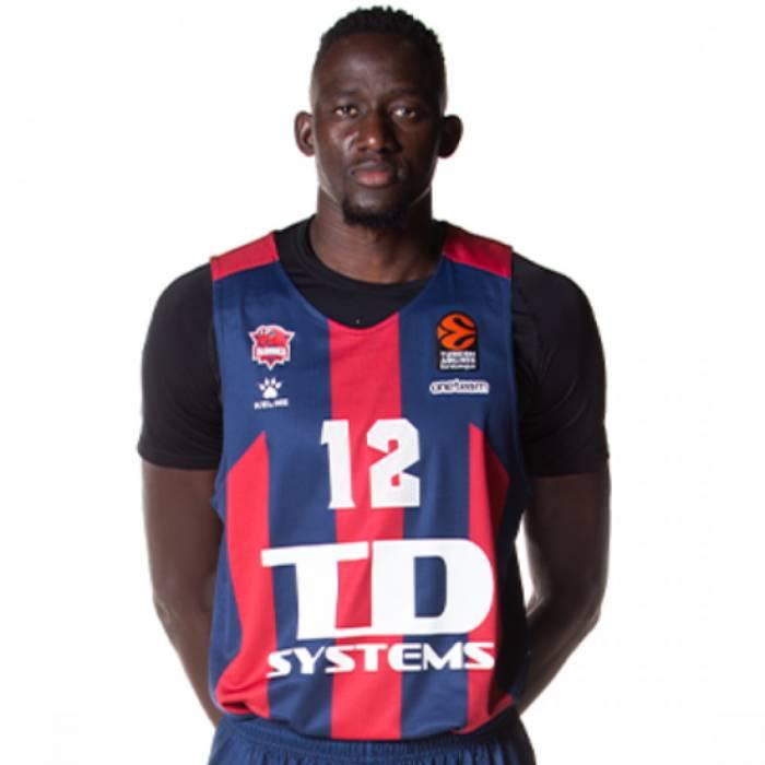 Photo of Ilimane Diop, 2020-2021 season