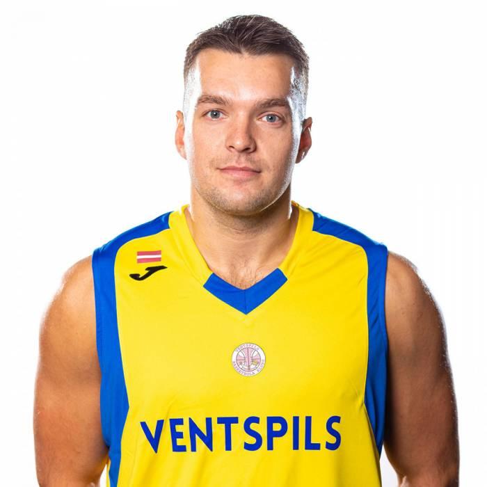 Photo de Marcis Vitols, saison 2019-2020