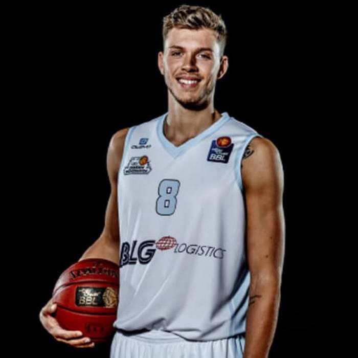 Photo de Jan Wimberg, saison 2018-2019