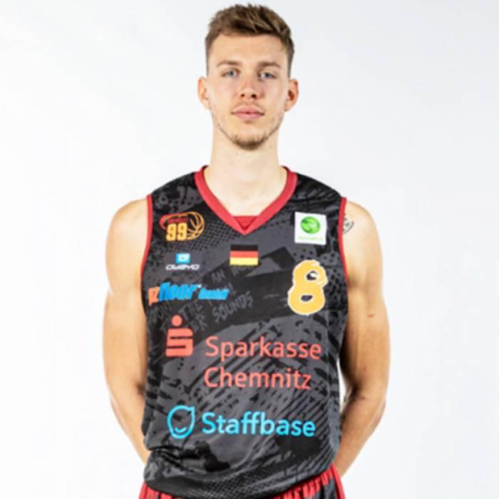 Photo de Jan Wimberg, saison 2019-2020