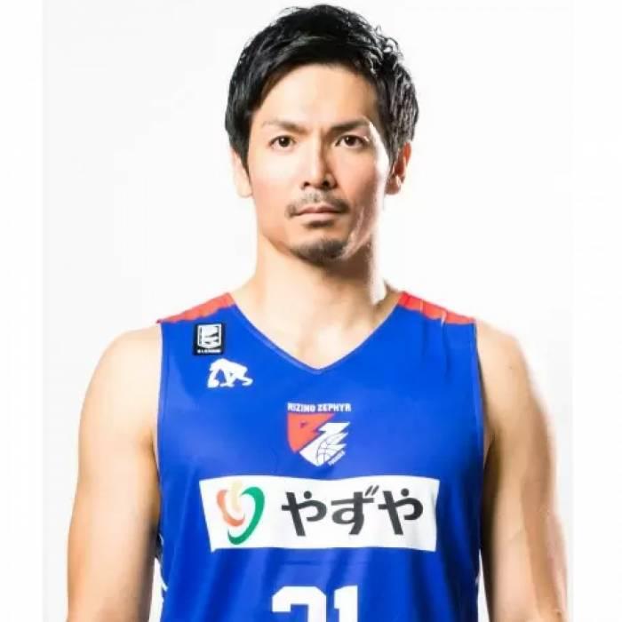 Photo of Masashi Joho, 2019-2020 season
