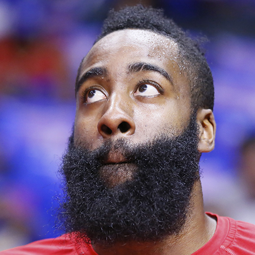 James Harden with another 50 points triple-double