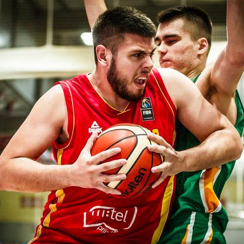 Popovic and Simonovic dominate the boards at FIBA U20 Euro