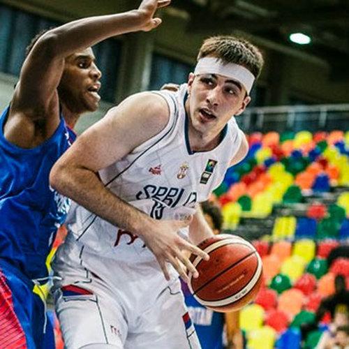 Marko Pecarski (Serbia) named MVP