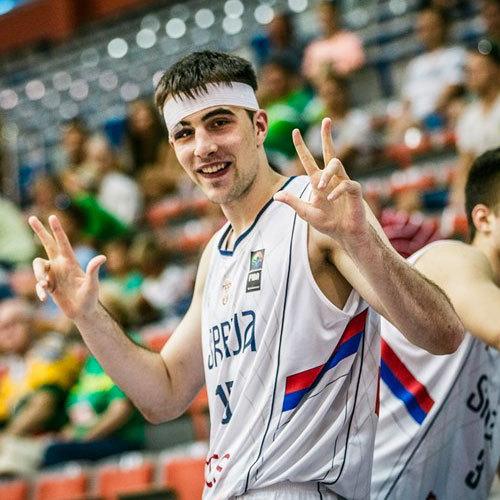 Two Serbians as top scorers