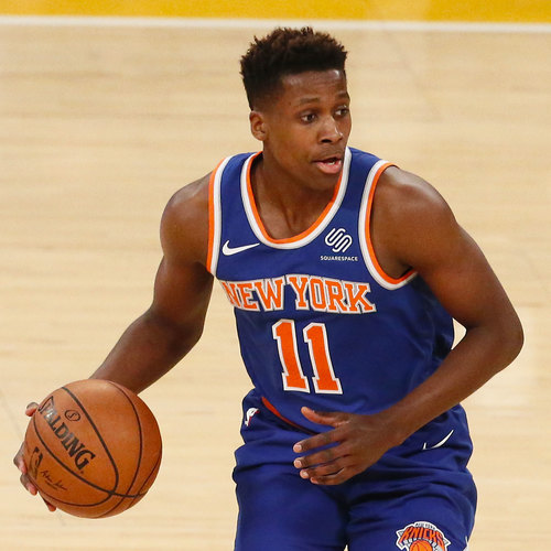 Questions you ask about Frank Ntilikina