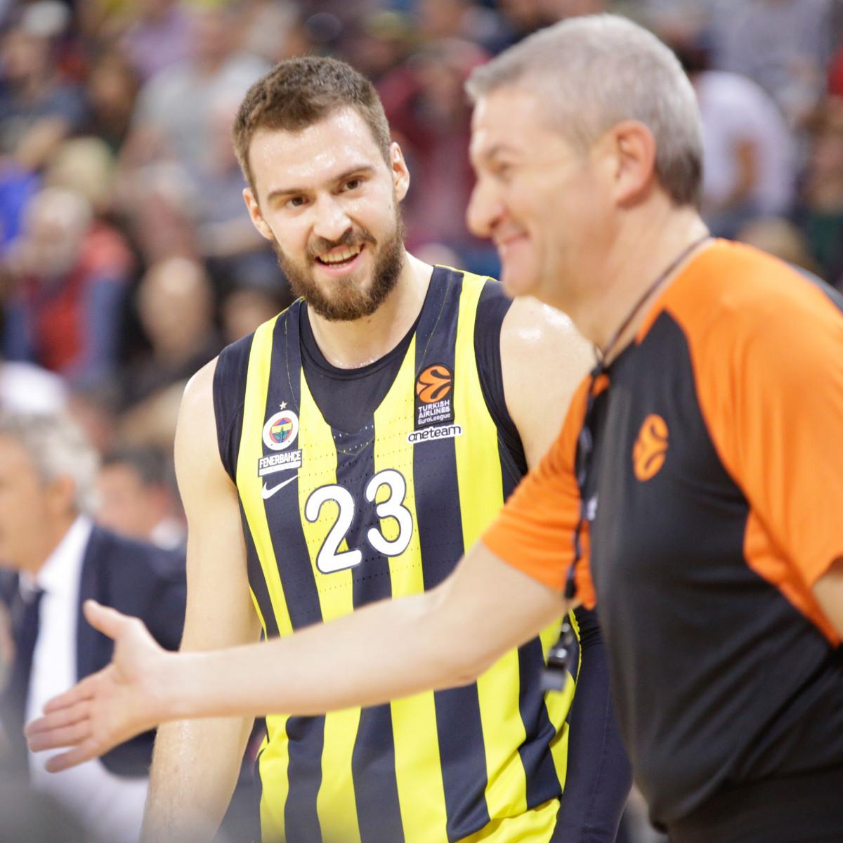 Photo of Marko Guduric, 2018-2019 season