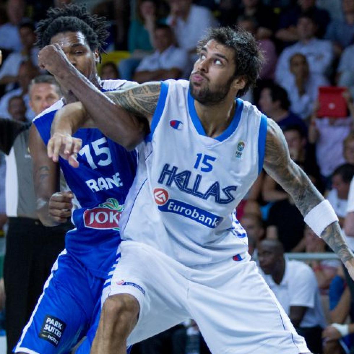 Photo of Giorgos Printezis, 2013-2014 season
