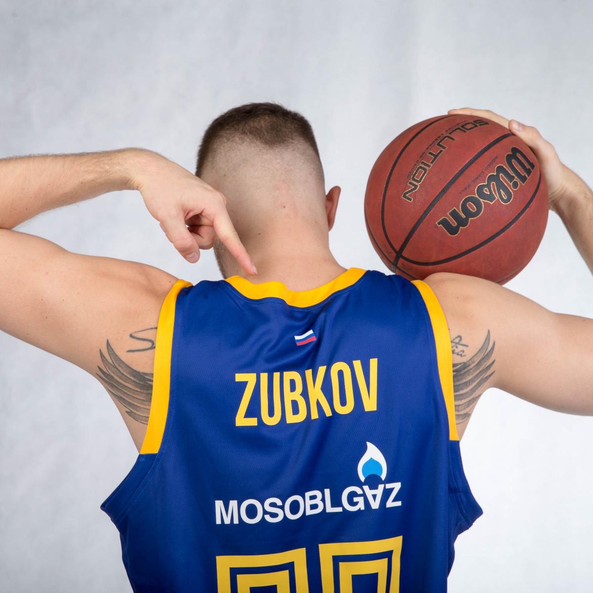 Photo of Andrey Zubkov, 2018-2019 season