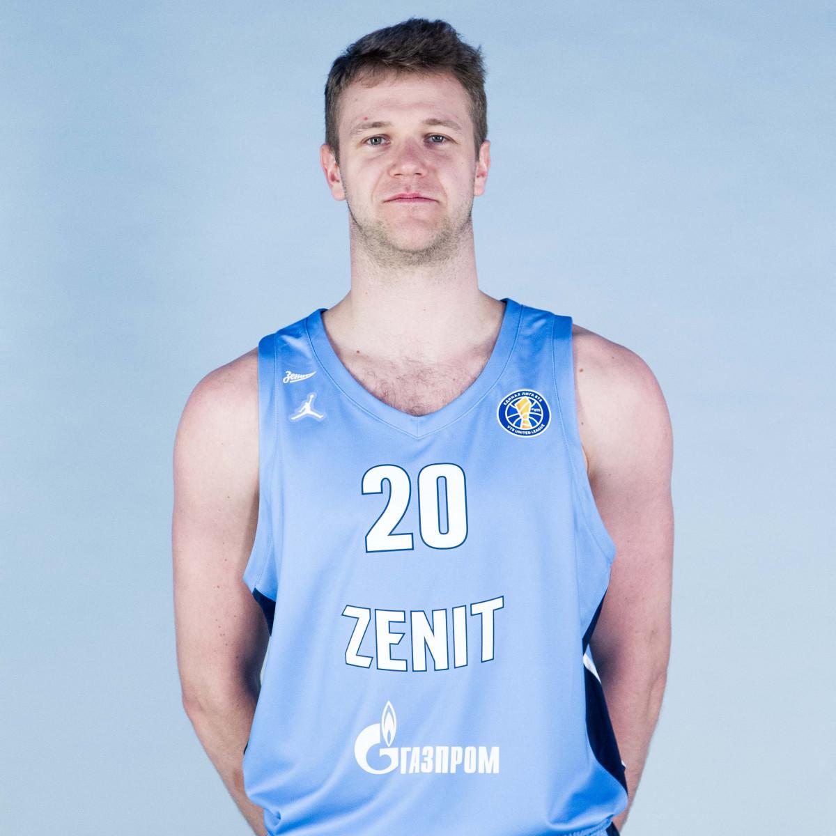 Photo of Andrey Zubkov, 2019-2020 season