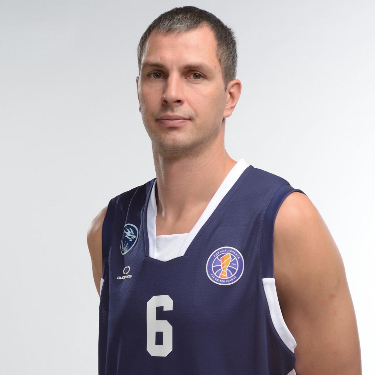Photo of Aliaksei Trastsinetski, 2019-2020 season