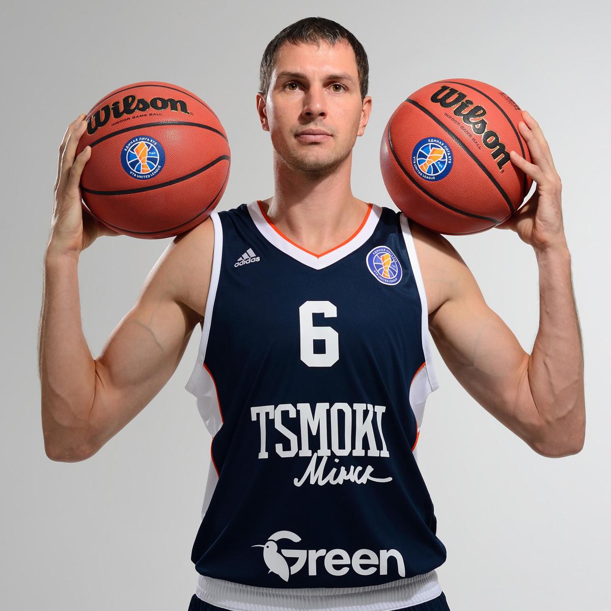 Photo of Aliaksei Trastsinetski, 2018-2019 season