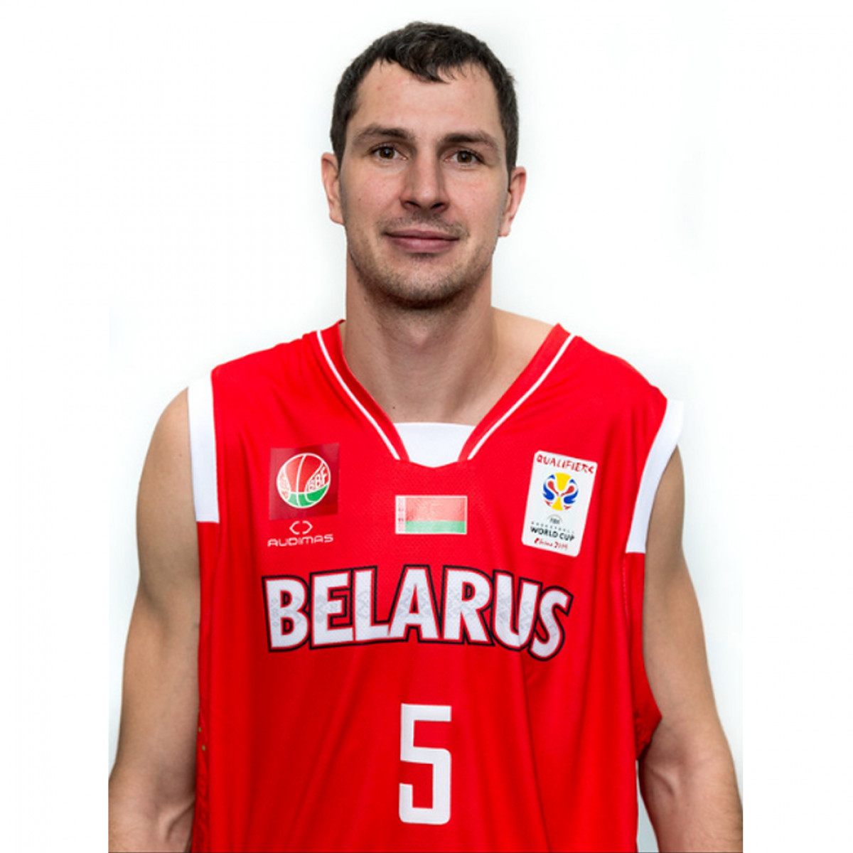 Photo of Aliaksei Trastsinetski, 2017-2018 season