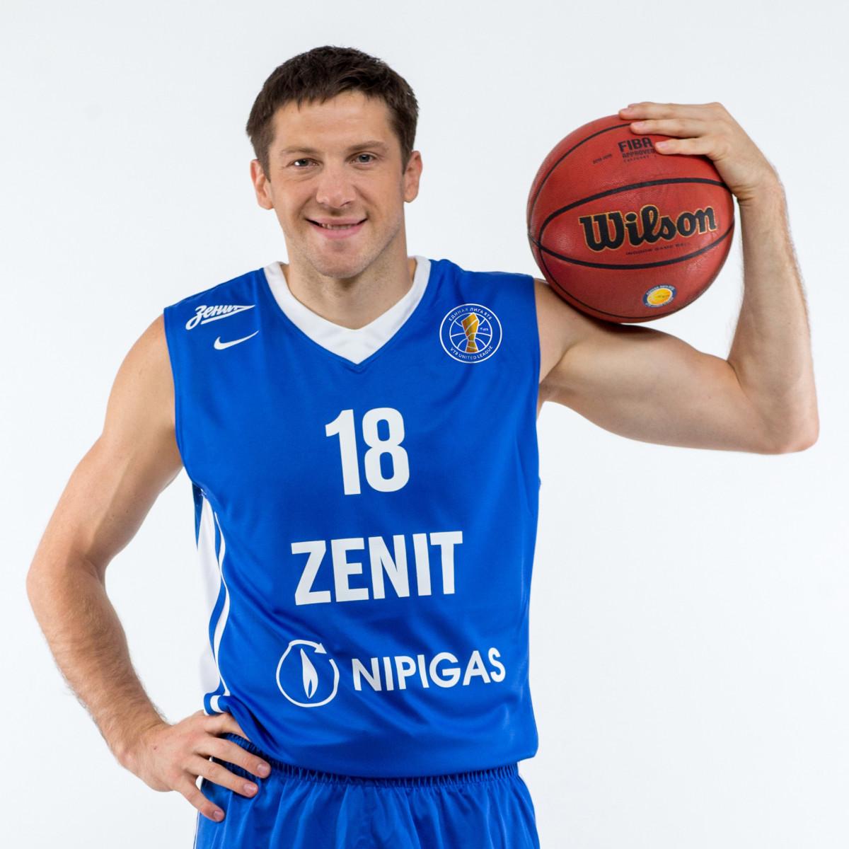 Photo of Evgeny Voronov, 2017-2018 season