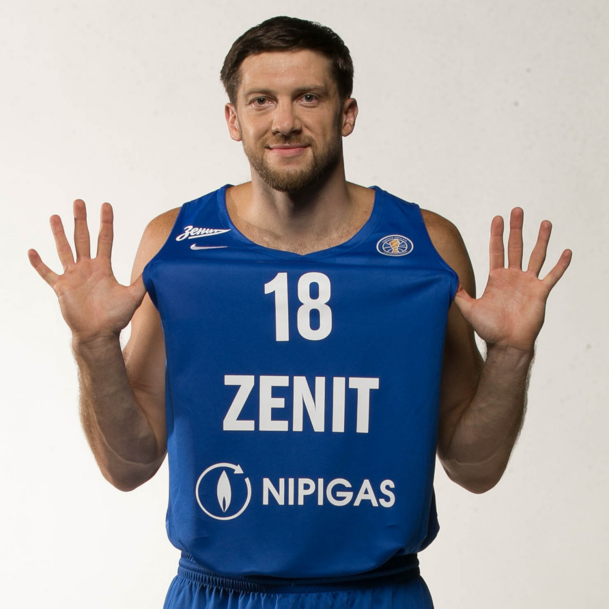 Photo of Evgeny Voronov, 2018-2019 season
