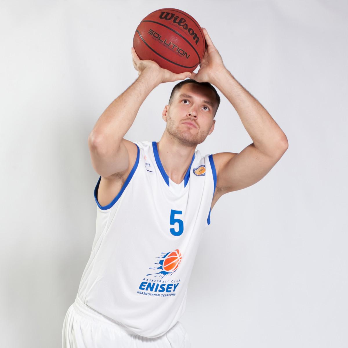 Photo of Andrey Koscheev, 2016-2017 season