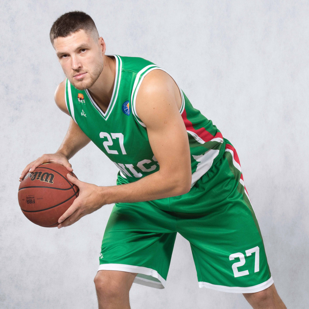 Photo of Andrey Koscheev, 2017-2018 season