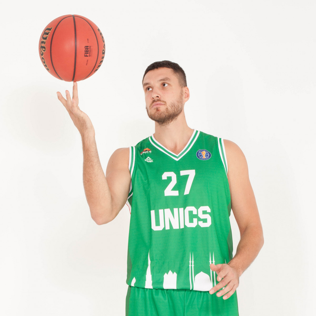 Photo of Andrey Koscheev, 2018-2019 season