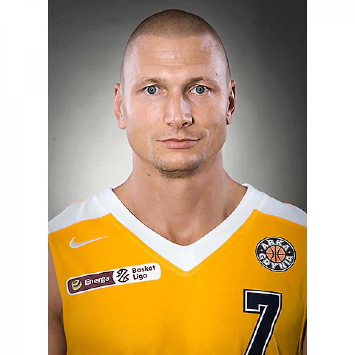 Photo of Krzysztof Szubarga, 2018-2019 season