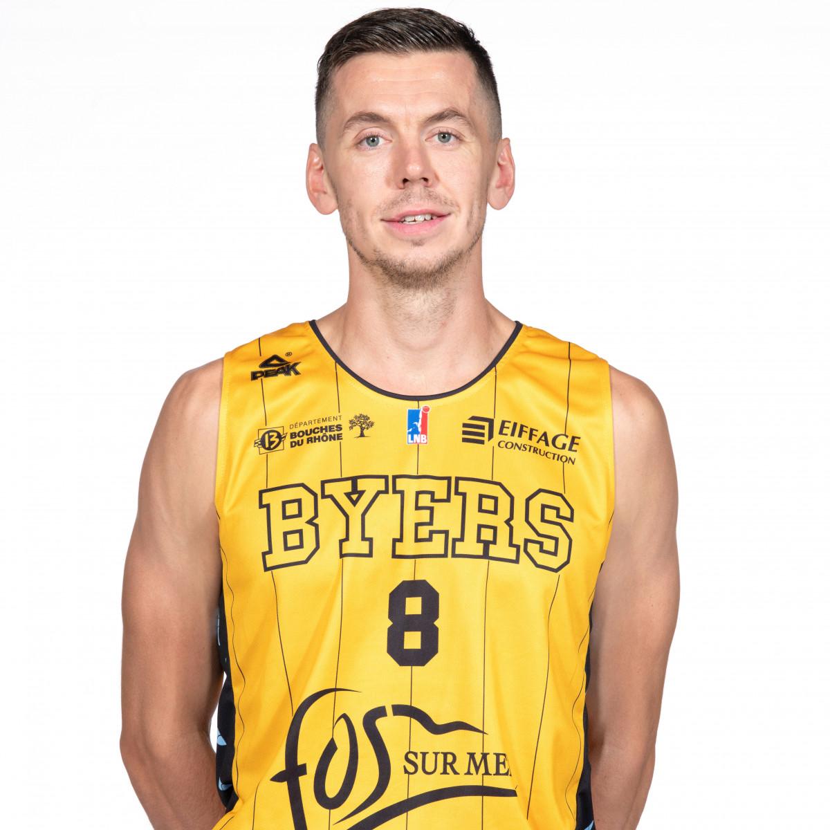 Photo of Edouard Choquet, 2019-2020 season