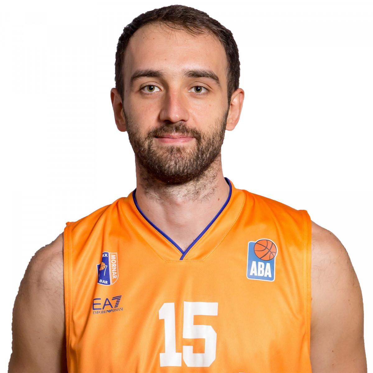 Photo of Mirza Begic, 2019-2020 season