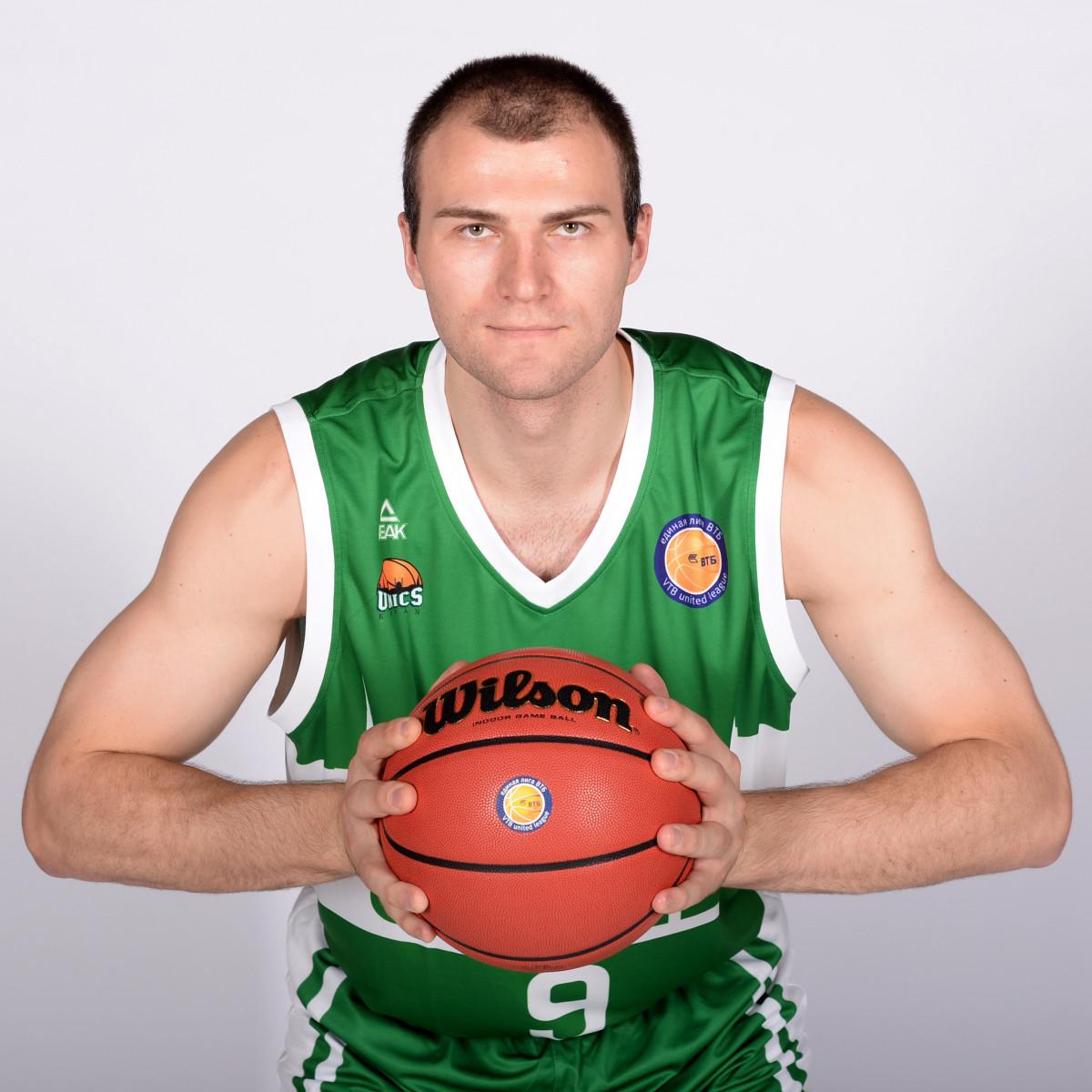 Photo of Artsiom Parakhouski, 2016-2017 season