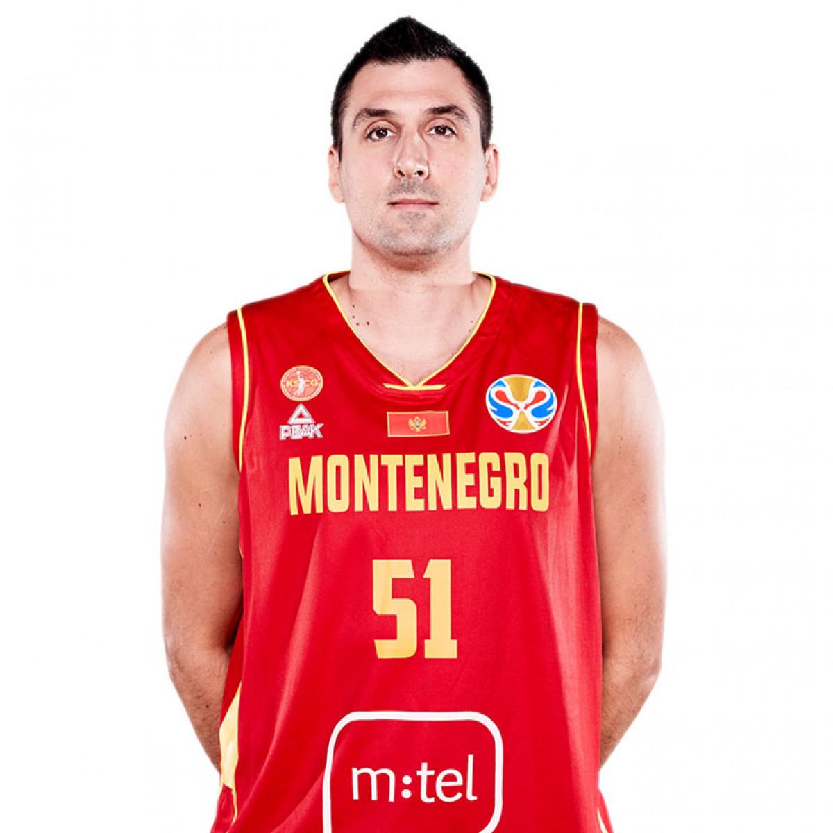 Photo of Milko Bjelica, 2019-2020 season
