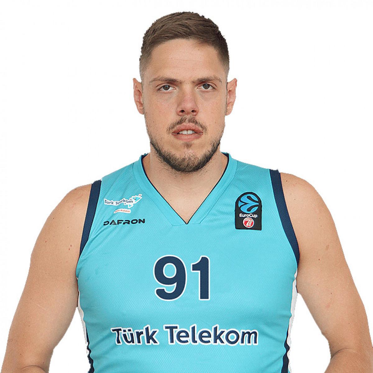 Photo of Vladimir Stimac, 2018-2019 season