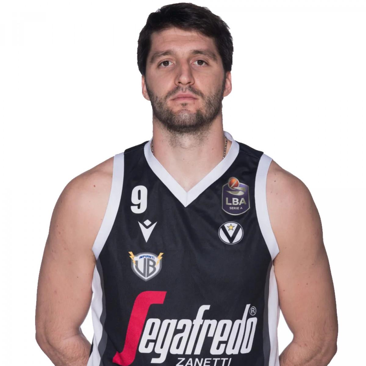 Photo of Stefan Markovic, 2019-2020 season