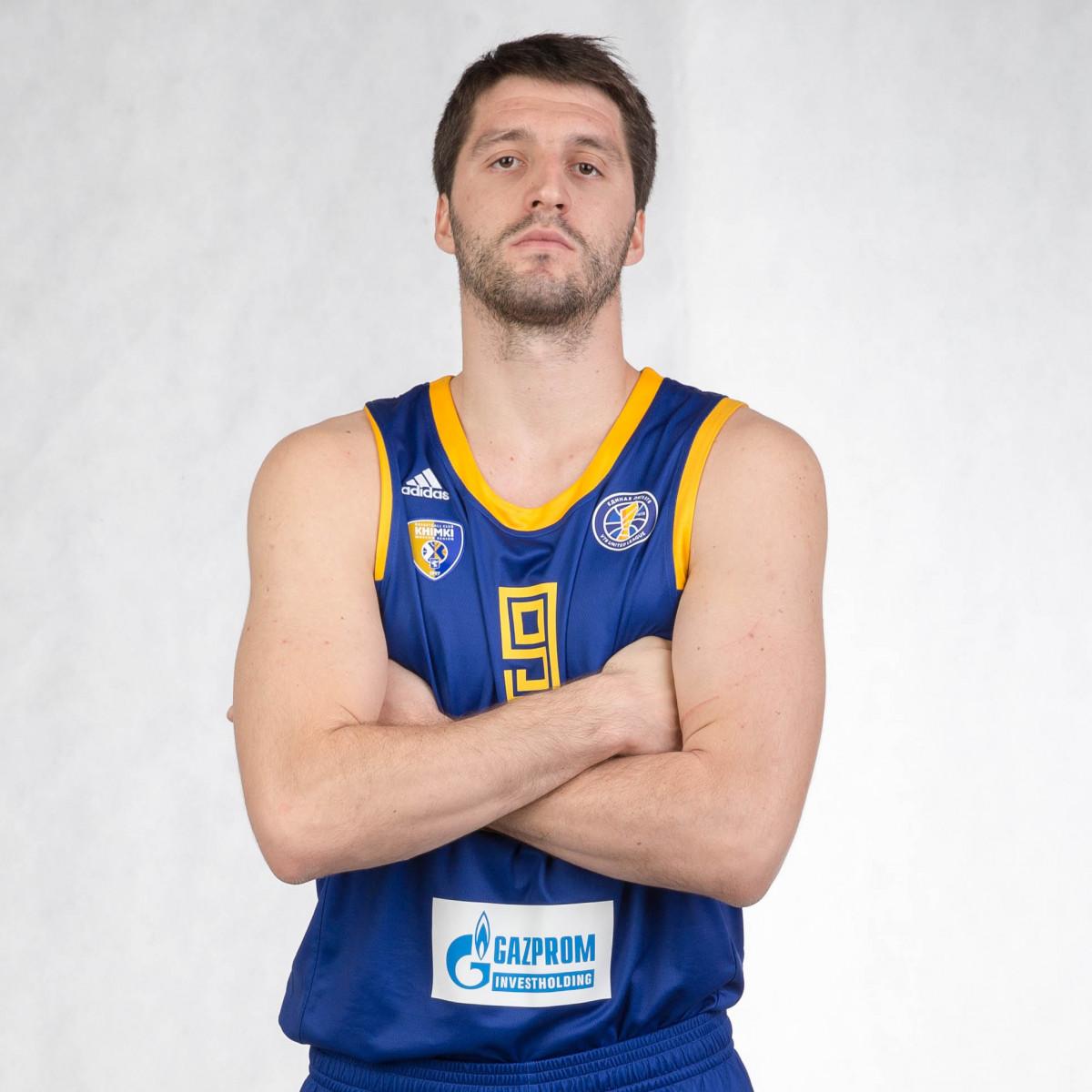 Photo of Stefan Markovic, 2018-2019 season