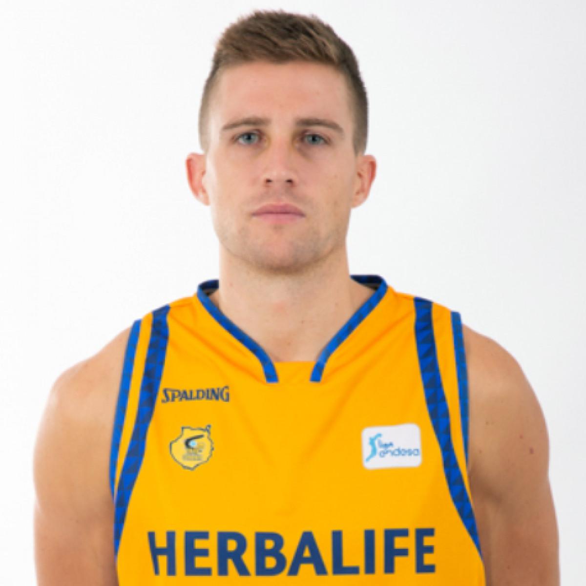 Photo of Xavier Rabaseda, 2018-2019 season