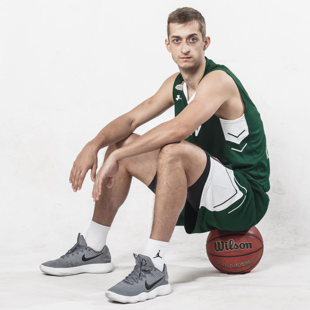 Photo of Dmitry Khvostov, 2017-2018 season