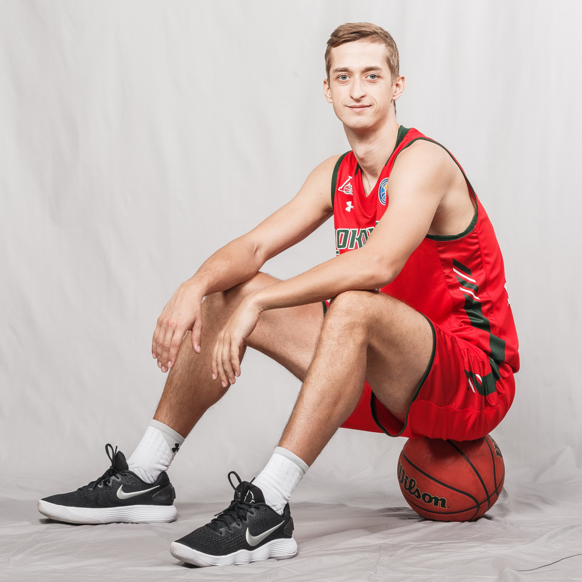 Photo of Dmitry Khvostov, 2018-2019 season