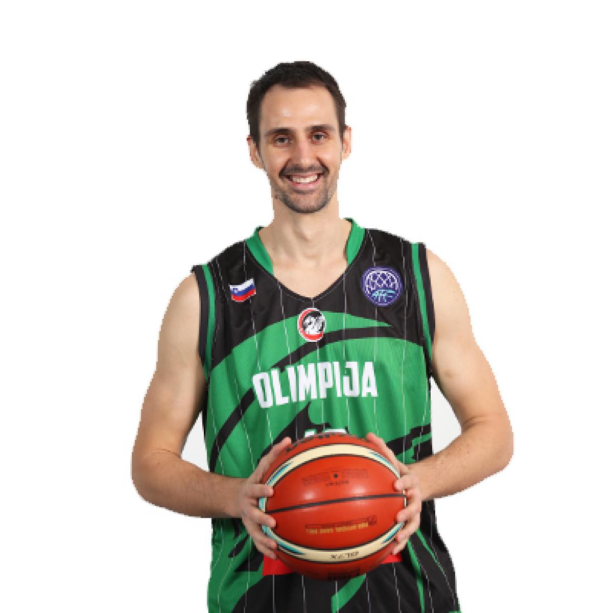 Photo of Domen Lorbek, 2018-2019 season