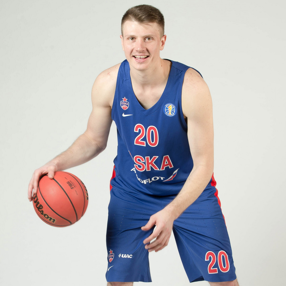 Photo of Andrei Vorontsevich, 2017-2018 season