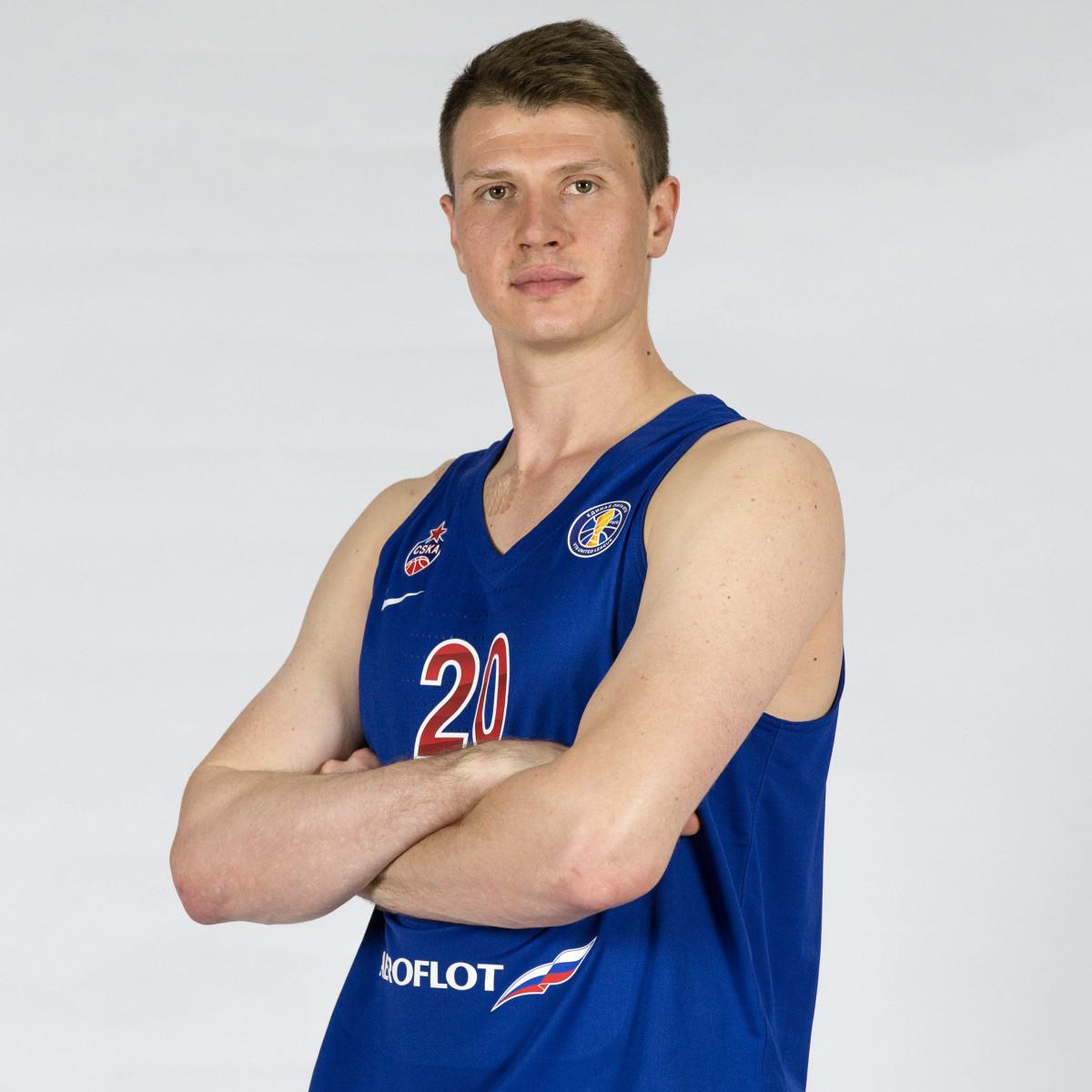 Photo of Andrei Vorontsevich, 2018-2019 season