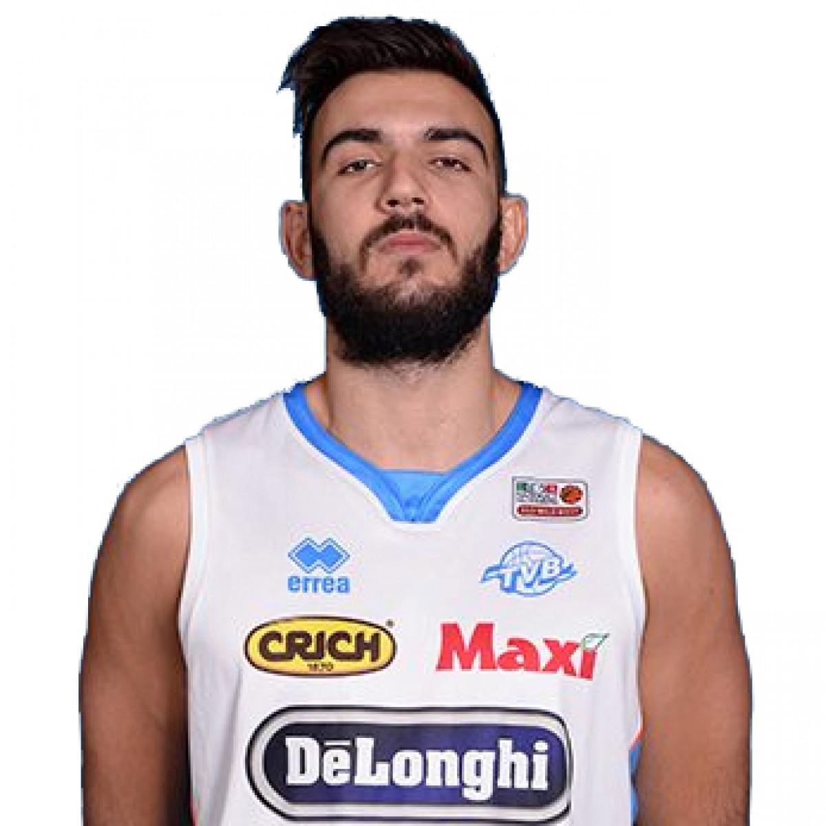 Photo of Amedeo Tessitori, 2018-2019 season