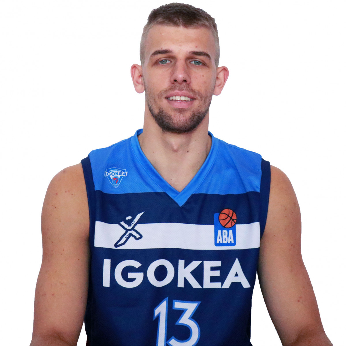 Photo of Djordje Milosevic, 2018-2019 season