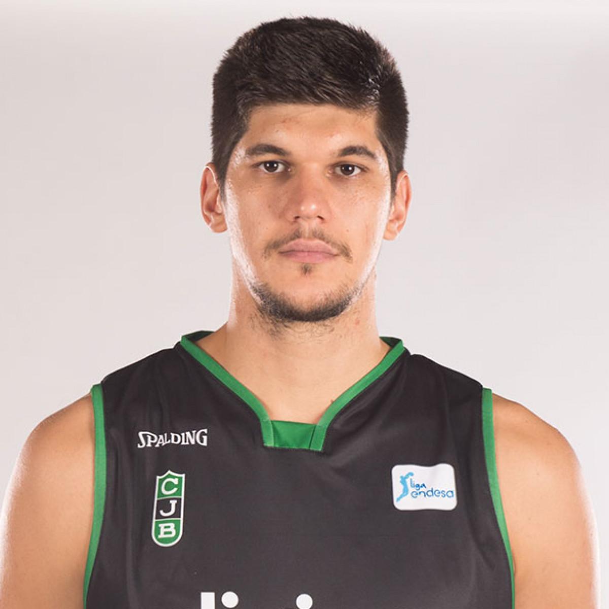 Photo of Marko Todorovic, 2018-2019 season