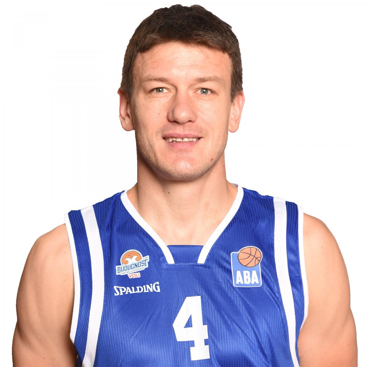 Photo of Suad Sehovic, 2018-2019 season