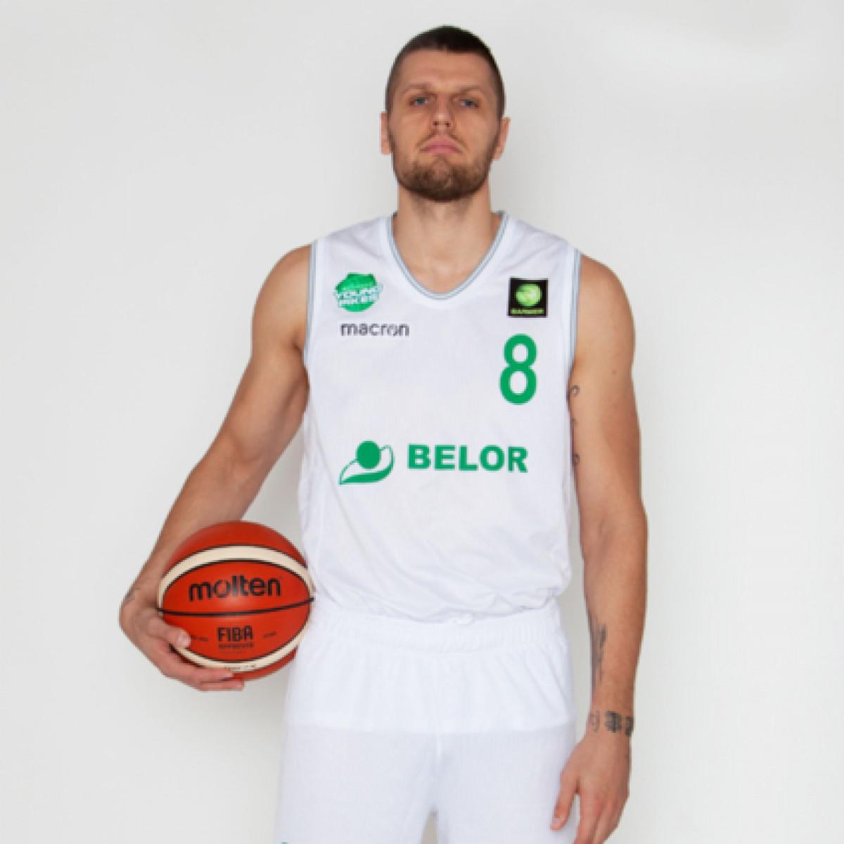 Photo of Tautvydas Slezas, 2018-2019 season